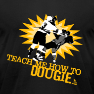 Design ~ Dougie Men's Black AA Tee