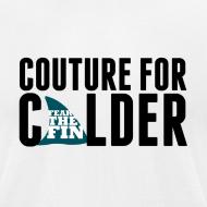 Design ~ Couture For Calder Men's White AA Tee