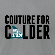 Design ~ Couture For Calder Men's Slate AA Tee