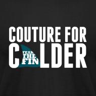 Design ~ Couture For Calder Men's Black AA Tee
