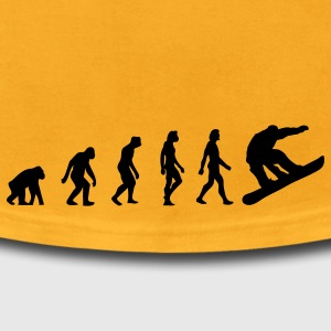 Snowboard Evolution (1c) T-Shirts - Men's T-Shirt by American Apparel