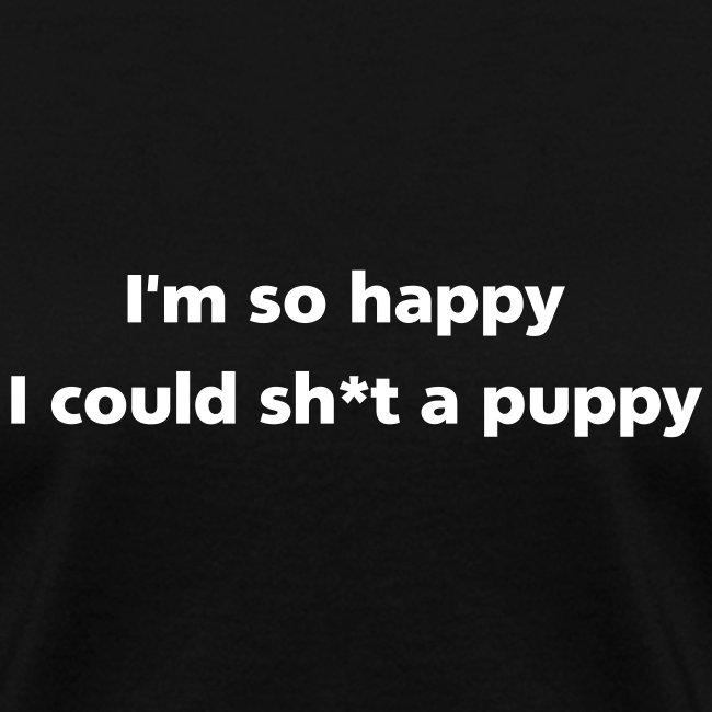 WOMENS SIMPLE: Sh*t a puppy