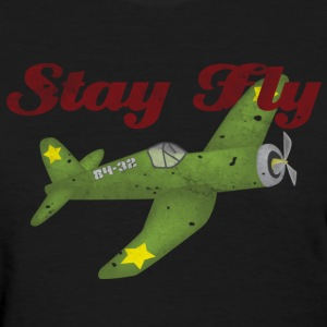 Stay Fly - Womens - Women's T-Shirt