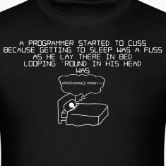 programmer !asleep - mens
