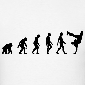 Break Dance Evolution (1c) T-Shirts - Men's T-Shirt