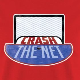 Design ~ Crash The Net Red T-Shirt