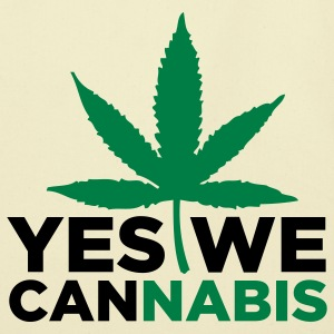 Yes We Cannabis 3 (2c) Bags  - Eco-Friendly Cotton Tote