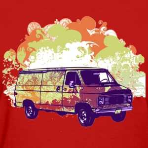 70's Van - Women's T-Shirt