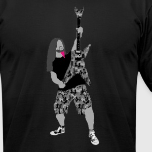 Dimebag - Men's T-Shirt by American Apparel