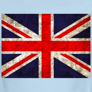 UK Flag T-Shirts - Men's Ringer T-Shirt