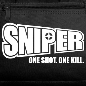 Sniper One Shot One Kill Bags  - Duffel Bag