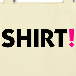 Shirt (2c) Bags  - Eco-Friendly Cotton Tote