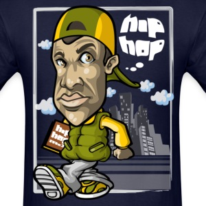 Think hip hop T-Shirts - Men's T-Shirt