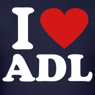 Design ~ I Love ADL Shirt