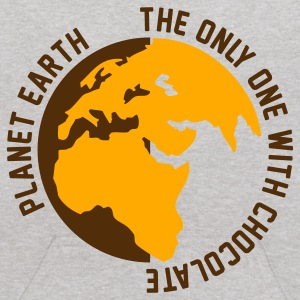 Planet Earth Chocolate Sweatshirts - Kids' Hoodie