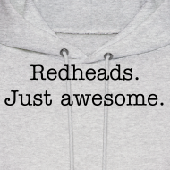 Design ~ Redheads. Just awesome (Men)