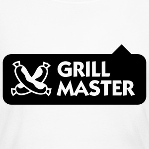 Grill Master 3 (1c) Long Sleeve Shirts - Women's Long Sleeve Jersey T-Shirt