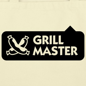 Grill Master 3 (1c) Bags  - Eco-Friendly Cotton Tote