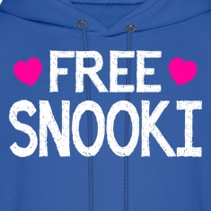 FreeSnooki Dark Hoodies
