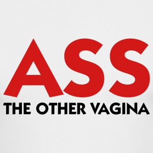 Ass - The Other Vagina (2c) T-shirts (manches longues) - T-shirt manches longues pour hommes Next Level