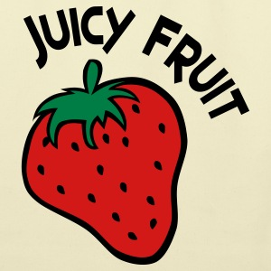 Juicy Fruit Bags  - Eco-Friendly Cotton Tote