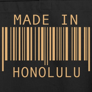 Made in Honolulu Bags  - Eco-Friendly Cotton Tote
