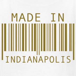 Made in Indianapolis Kids' Shirts - Kids' T-Shirt