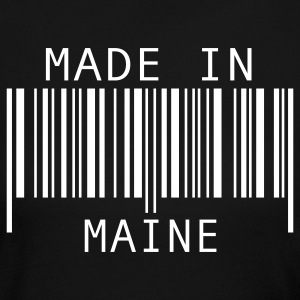 Made in Maine Long Sleeve Shirts - Women's Long Sleeve Jersey T-Shirt