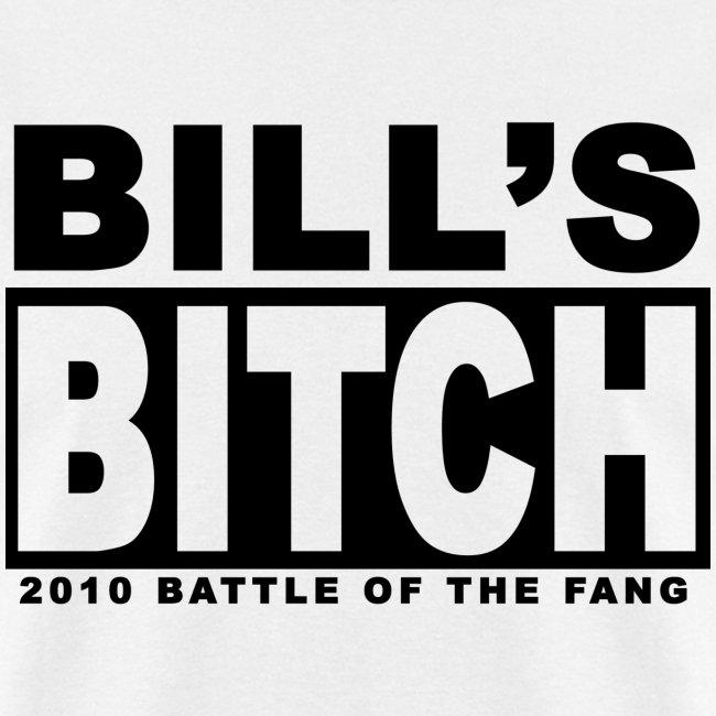 Official Battle of the Fang - Eric's Shirt