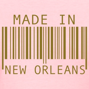 Made in New Orleans Women's T-Shirts - Women's T-Shirt