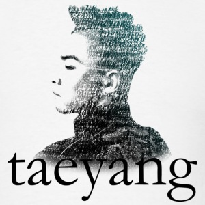 Big Bang - Taeyang Typography - Men's T-Shirt