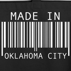 Made in Oklahoma City Bags  - Eco-Friendly Cotton Tote