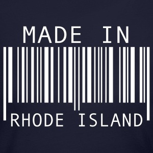 Made in Rhode Island Long Sleeve Shirts - Women's Long Sleeve Jersey T-Shirt