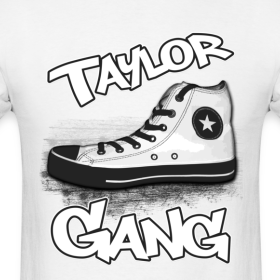 Design ~ Taylor Gang Shoe