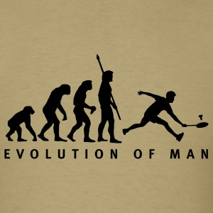 evolution_badminton_022011_b_1c T-Shirts - Men's T-Shirt