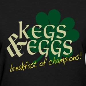 Kegs & Eggs - Women's T-Shirt