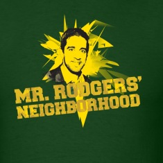 Mr. Rodgers' Neighborhood Aaron Rodgers