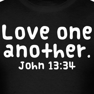 Love One Another T-Shirts - Men's T-Shirt