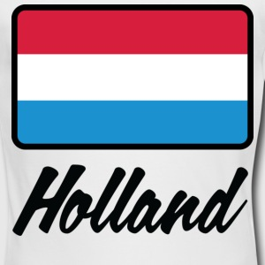 Flag Holland (DD) Long Sleeve Shirts - Men's Long Sleeve T-Shirt by Next Level