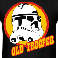 Design ~ Old Trooper