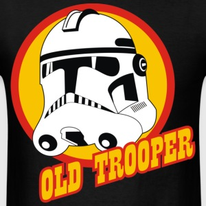 Old Trooper - Men's T-Shirt