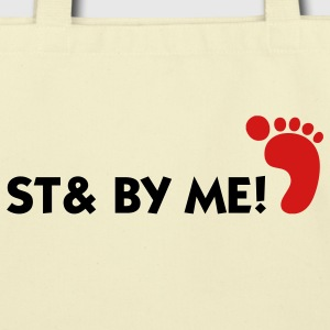 Stand By Me (2c) Bags  - Eco-Friendly Cotton Tote