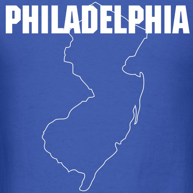 Jersey = Philly
