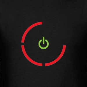 Xbox 360 Red Ring Of Death (BLACK) - Men's T-Shirt