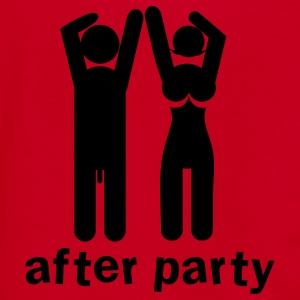 after party naked man and woman a bit rude! Zip Hoodies/Jackets - Unisex Fleece Zip Hoodie by American Apparel