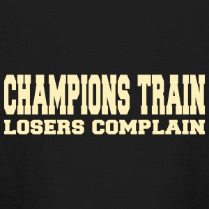 Quotes About Winners And Losers In Sports Champions Train...