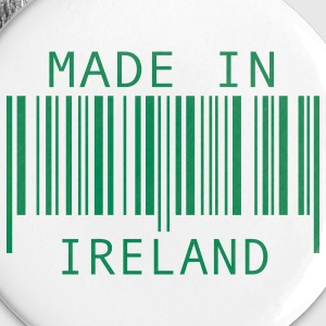 Made in Ireland Buttons - Large Buttons