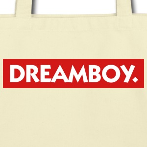 Dream Boy (2c) Bags  - Eco-Friendly Cotton Tote