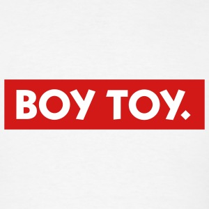 Boy Toy (2c) T-Shirts - Men's T-Shirt