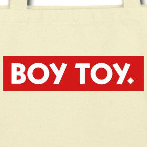 Boy Toy (2c) Bags  - Eco-Friendly Cotton Tote